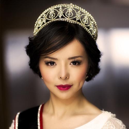 Ms. Anastasia Lin    林耶凡