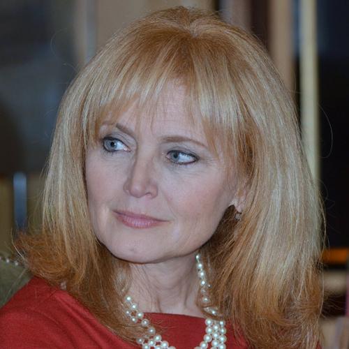 Dr. Katrina Lantos Swett  可崔娜·蘭托斯 博士