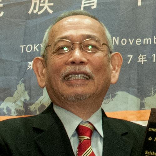 Mr. Makino Seishu  牧野聖修
