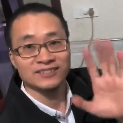 Mr. Tang Jingling  唐荆陵