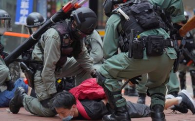 Crackdown on Hong Kong is Crystallising and Solidifying Resistance